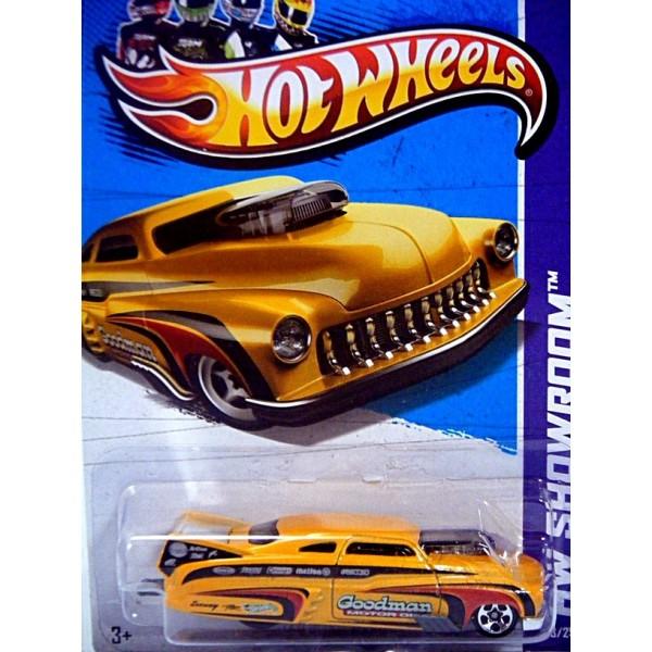Mercury Race Cars Video