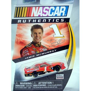 NASCAR Authentics - Jamie McMurrary Ganassi Racing McDonalds Chevy Impala