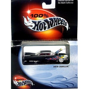 Hot Wheels - 100% Hot Wheels Series - 1959 Cadillac Eldorado