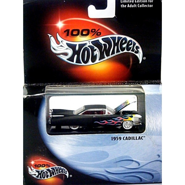 Hot Wheels - 100% Hot Wheels Series - 1959 Cadillac ...