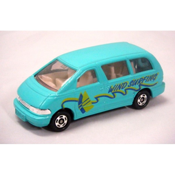 El Monte Toyota >> Tomica - Toyota Estima Wind Surfing Mini Van - Global Diecast Direct