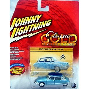 Johnny Lightning Classic Gold - 1963 Citroen DS