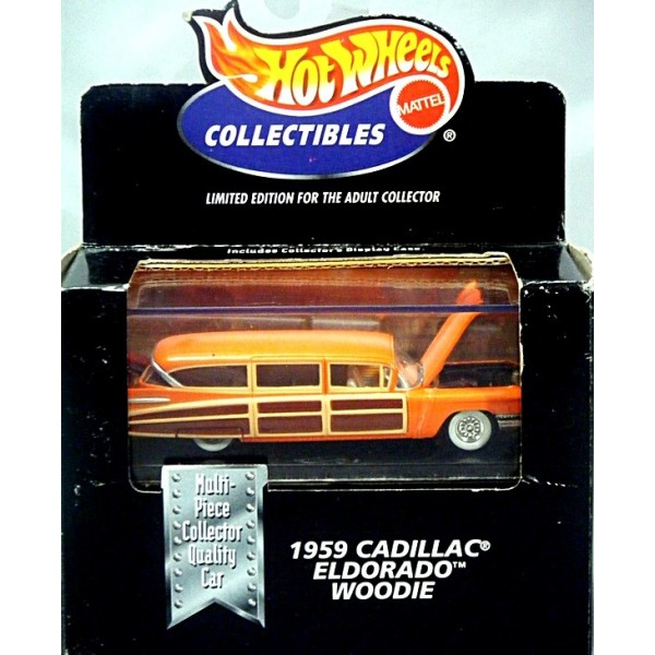 New Chevy Impala >> Hot Wheels - 100% Hot Wheels Series - 1959 Cadillac Eldorado Woody Station Wagon - Global ...