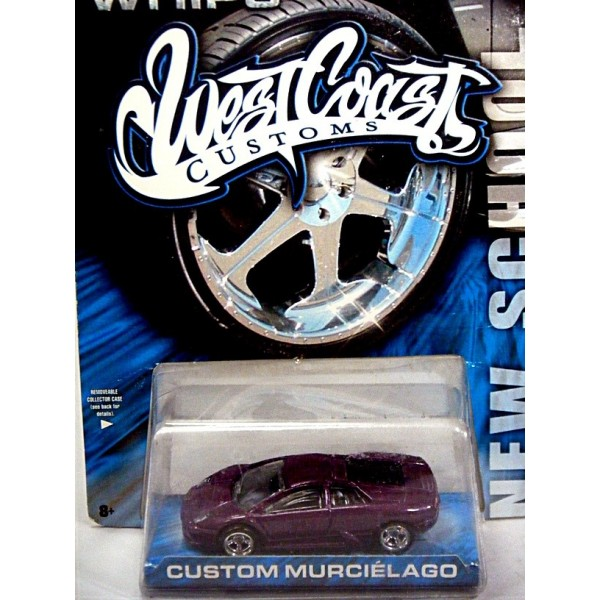 Hot Wheels West Coast Customs Series - Lamborghini ...