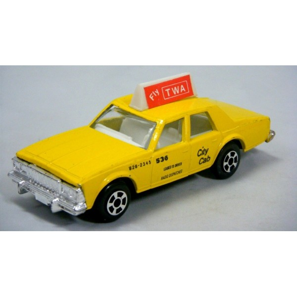 Playart - Chevrolet Caprice Taxi Cab