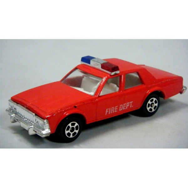 Playart - Chevrolet Caprice Fire Chief Car