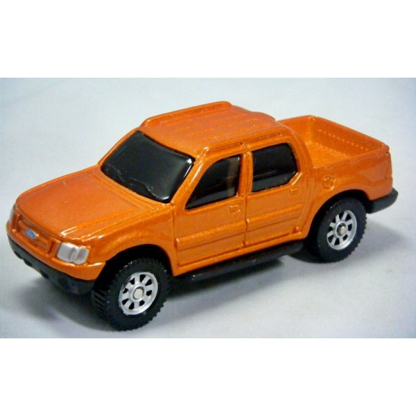 Maisto Adventure Wheels Ford Explorer Sport Trac Pickup Truck
