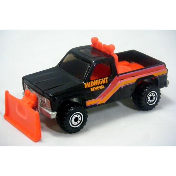 Chevy Power Wheels >> Hot Wheels Chevy Truck W Plow Power Plower