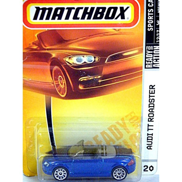 Matchbox Audi TT Roads...
