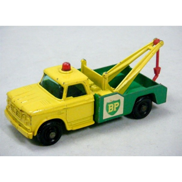 Matchbox Regular Wheels 13D 3 BP Dodge Tow Truck