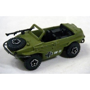 Playart - Schwimmwagen German Military Amphibious Vehicle