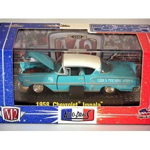 M2 Machines 1958 Chevrolet Bel Air NHRA Race Car