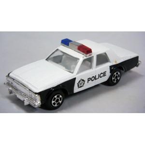Playart - Chevrolet Caprice Police Car