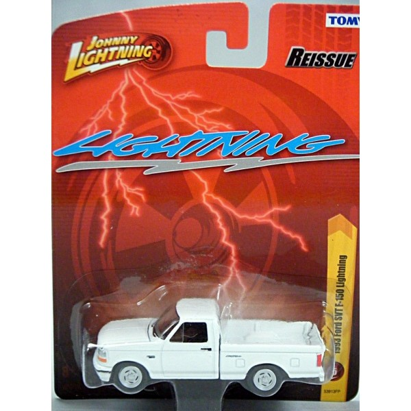 New Ford Truck >> Johnny Lightning Forever 64 - 1993 Ford SVT F-150 Lightning Pickup Truck