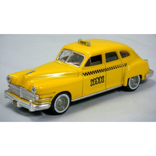 huge discount b5eab 795ed Solido - 1946 Chrysler Windsor Taxi Cab