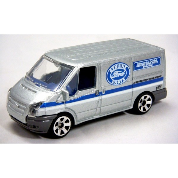 Matchbox Ford Transit Ford Genuine Parts Delivery Van Global