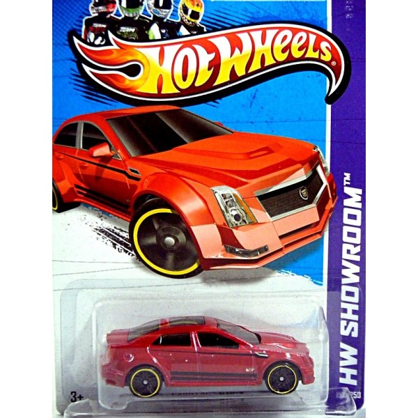 Hot Wheels Cadillac Cts V Sport Sedan Global Diecast Direct