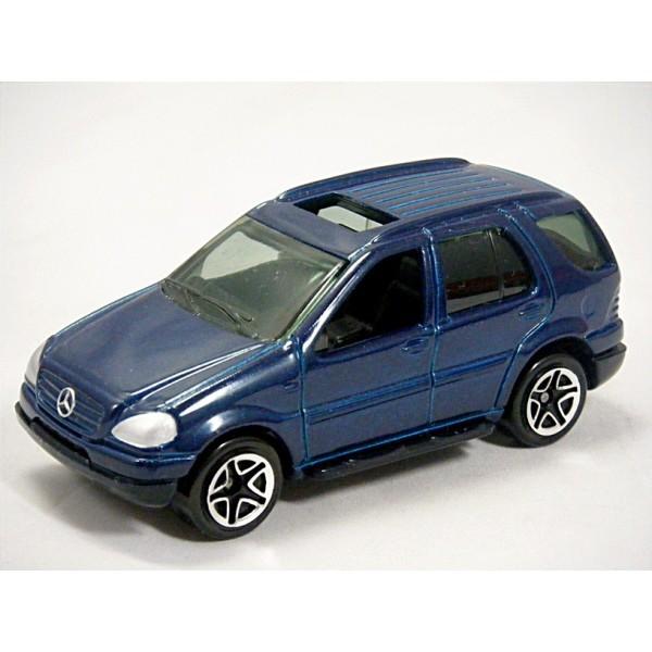 Mercedes Box Suv >> Matchbox - Mercedes-Benz ML 430 SUV