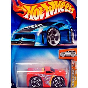 Hot Wheels 2004 First Editions - Blings Dodge RAM Pickup Truck