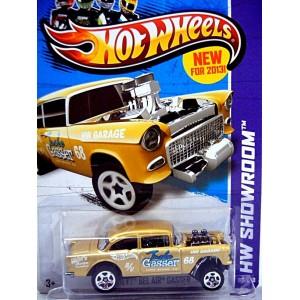 Hot Wheels - 1955 Chevrolet Bel Air Gasser