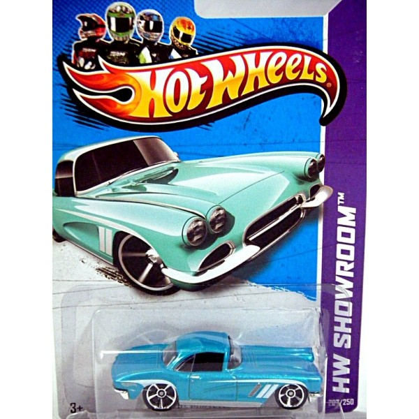 Hot Wheels - 1962 Chevrolet Corvette
