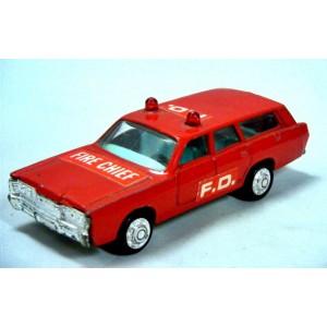 Playart - Mercury Commuter Fire Chief Station Wagon