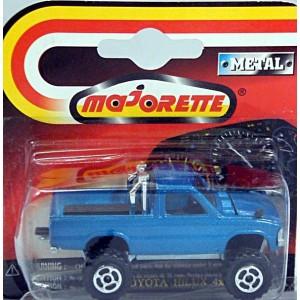 Majorette Toyota HiLux 4x4 Pickup Truck - Global Diecast ...