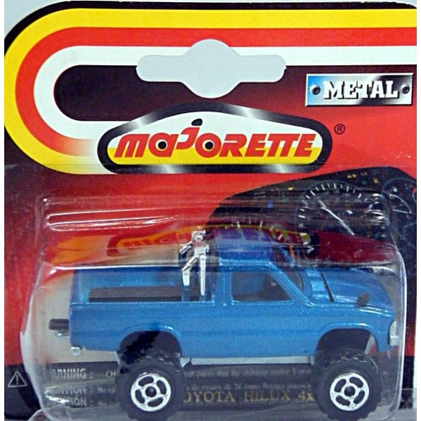2017 Chevy El Camino >> Majorette Toyota HiLux 4x4 Pickup Truck - Global Diecast ...