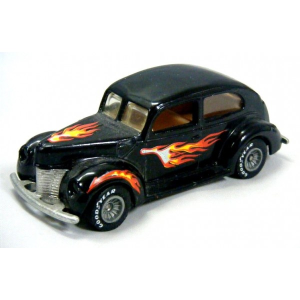 Hot Wheels Rare 1983 Real Riders Fat Fendered Ford With