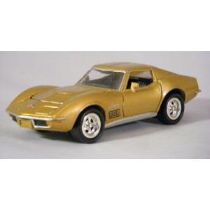 Johnny Lightning - 1970 Chevrolet Corvette Coupe