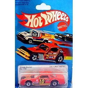 Hot Wheels Dodge Mirada Stocker Nascar Stock Car