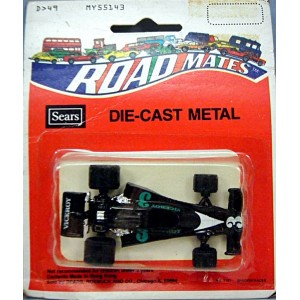 Playart - Sears Roadmates Series - Viceroy Formula 1 Race Car