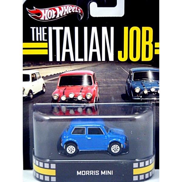 Hot Wheels Nostalgia Italian Job Morris Mini