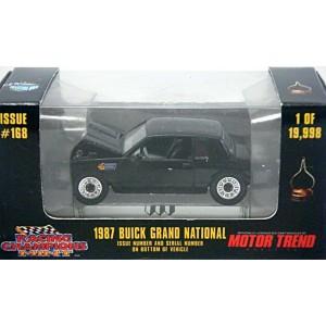 Racing Champions Mint series - 1987 Buick Grand National Regal