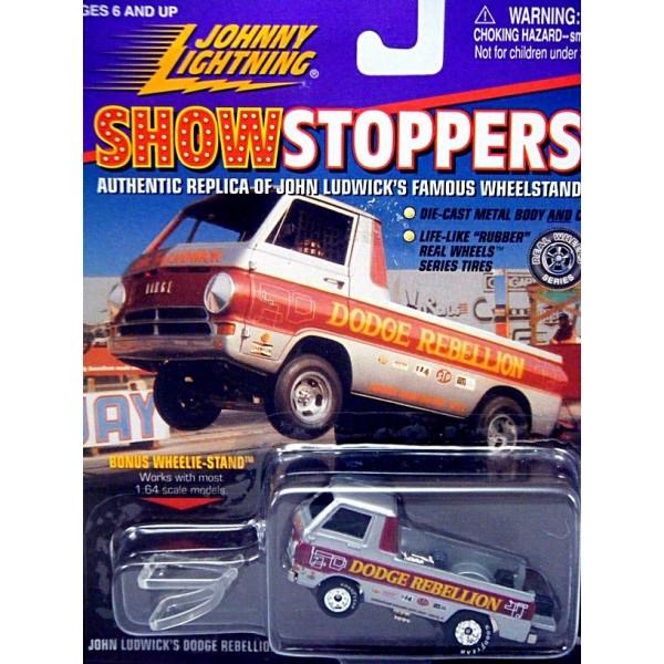 Johnny lightning showstoppers dodge rebellion dodge a 100 pickup johnny lightning showstoppers dodge rebellion dodge a 100 pickup truck publicscrutiny Choice Image