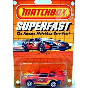 Matchbox Superfast Porsche 935