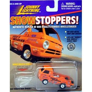 Johnny Lightning Show Stoppers - Dodge A 100 NHRA Wheelstander Pickup Truck