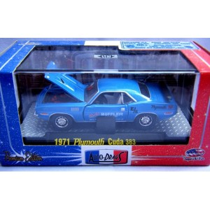 M2 Machines Auto-Drags 1971 Plymouth Cuda 383