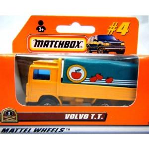 Matchbox Volvo Tilit Truck