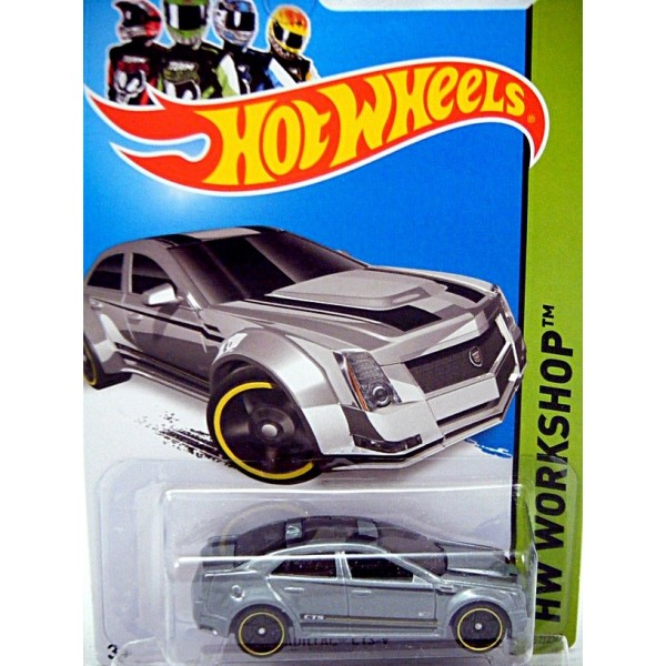 Hot Wheels Cadillac Cts V Sport Sedan Global Diecast Direct