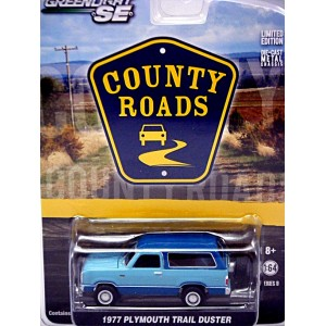 Greenlight County Roads - 1977 Plymouth Trail Duster