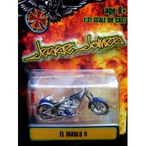 West Coast Choppers El Diablo II Custom Motorcycle