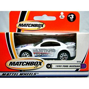 Matchbox - Ford Mustang GT Coupe