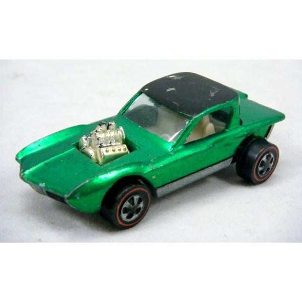 Hot Wheels 1968 Redline - Python - Global Diecast Direct