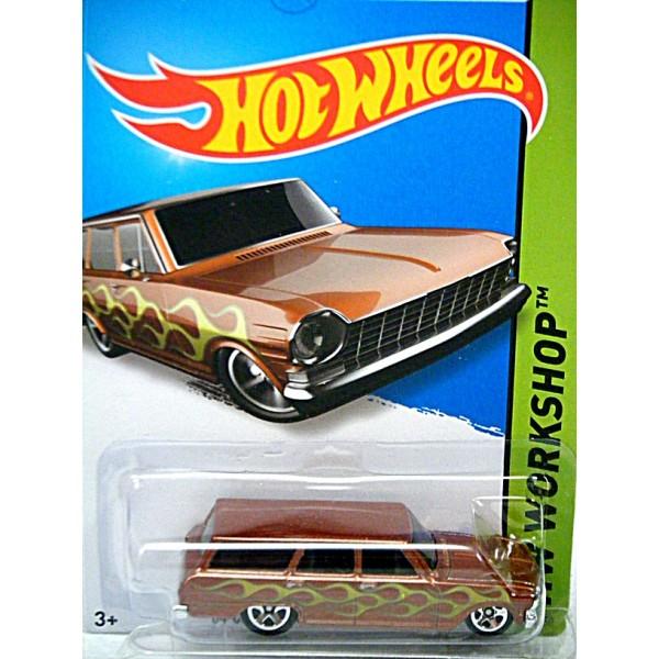 Hot Wheels 1964 Chevrolet Nova Station Wagon