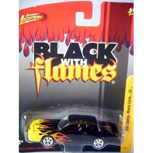Johnny Lightning Forever 64 1987 Chevrolet Monte Carlo SS