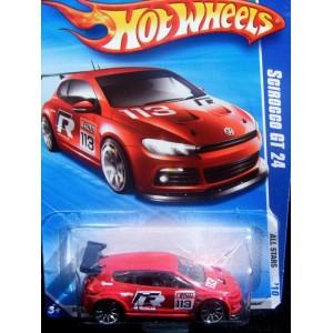 Hot Wheels - VW - Volkswagen Scirocco GT 24