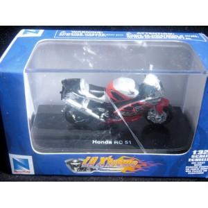 New Ray Honda Motorcycle RC 51 Sport Bike
