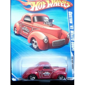 Hot Wheels: 1941 Hot Wheels Speed Shop Willys Gasser