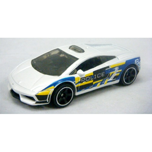 Matchbox Lamborghini Gallardo Police Car